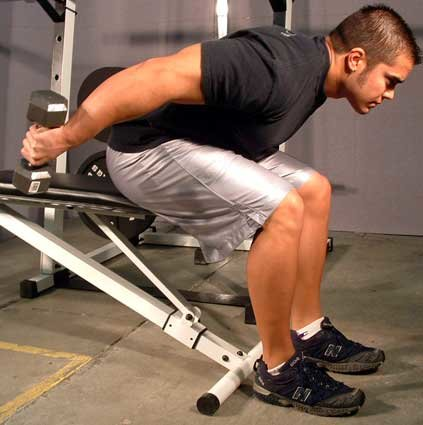 Triceps Exercises, Weight Training Triceps Exercises