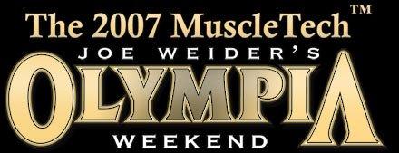 2007 IFBB Olympia