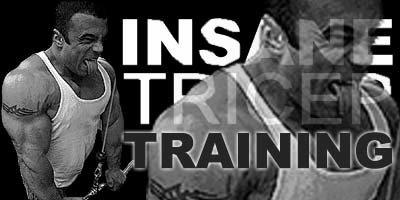 Insane Tricep Training!