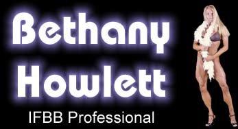 Bethany Howlett