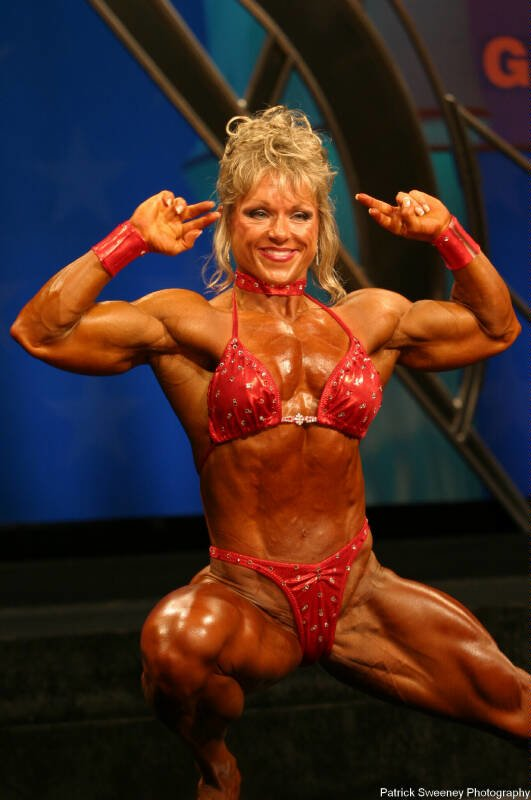 Women Bodybuilding Champion Pictures to Pin on Pinterest