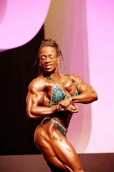2004 Ms. Olympia Finals Photos! Page 2.