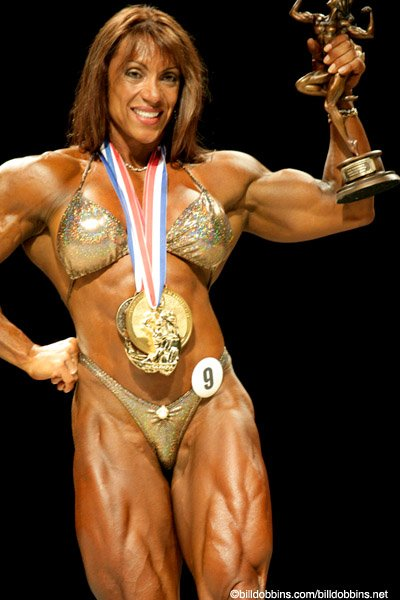 What Are The Differences Between Male And Female Bodybuilding?