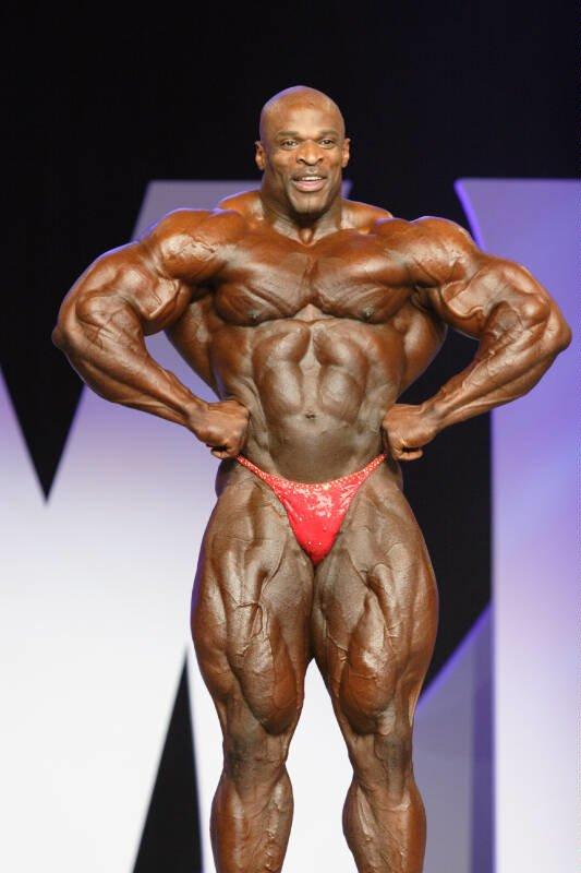 mr universe steroids