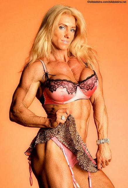 Legendary Female Physique Photographer Bill Dobbins Booked As
