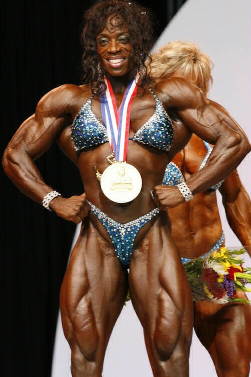2006 Ms. Olympia Review - The Top Five.