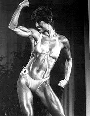 The First Ms Olympia Birth Of A Tradition
