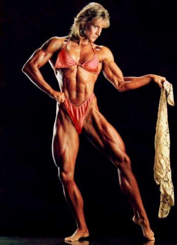 women's bodybuilding: a revolution in progress!, Muscles