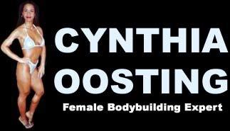 Cynthia Oosting