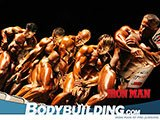 2008 Iron Man Pro: Side Triceps!