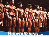 Vintage Lineup: 1980 Olympia!