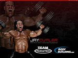 Two-Time Mr. Olympia Jay Cutler!