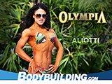 2008 Olympia Wallpaper: Gina Aliotti!