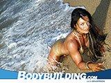 IFBB Body Fitness Competitor Cecilia Benjaminson!