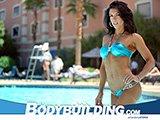 IFBB Bikini Pro Amanda Latona!