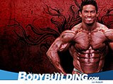 IFBB Pro Bodybuilder Stan McQuay!