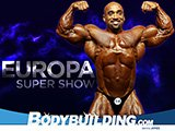 IFBB Pro Bodybuilder Dennis James!