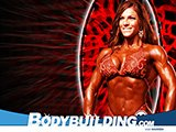 IFBB Fitness Pro Trish Warren!