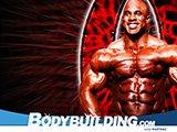 IFBB Pro Bodybuilder Victor Martinez!