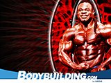 IFBB Pro Bodybuilder Kai Greene!