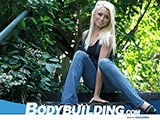 IFBB Bikini Pro Dianna Dahlgren!