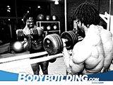 MuscleMania, FAME & WBFF Pro Bodybuilder Renaldo Gairy!