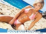 Bodybuilding.com Spokesmodel Jamie Eason!