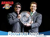 Sylvester Stallone & Arnold Schwarzenegger!
