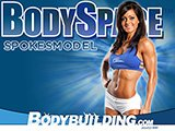 BodySpace Spokesmodel Jaquelyn Kay!