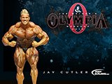 Reigning 3-Time Mr. Olympia Jay Cutler!