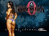Bikini Olympia Hopeful Amanda Latona!