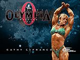 Ms. Olympia Hopeful Cathy LeFrancois!