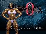 Ms. Olympia Hopeful Iris Kyle!