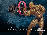 Mr. Olympia Contender Phil Heath!