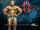 Former Mr. Olympia Dexter Jackson!