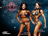 2010 Olympia Champions Sonia Gonzales & Erin Stern!