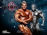 2010 Mr. Olympia Jay Cutler Vs. Phil Heath!