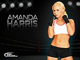 Competitor & Fitness Model Amanda Harris!