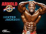 2011 Arnold Classic Contender Dexter Jackson!