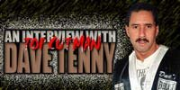 An Interview With Top Cutman Dave Tenny.
