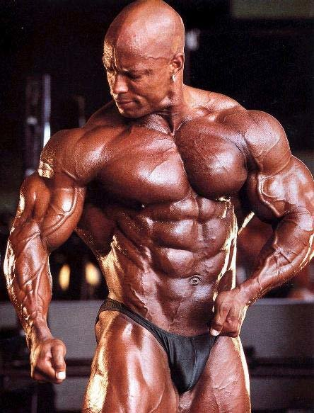 An Interview With One Of Professional Bodybuilding's