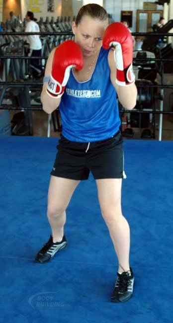 What is the best boxing workout stance footwork ccuart Choice Image