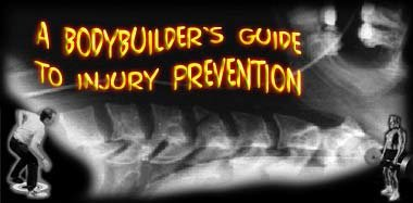 A Bodybuilder's Guide To Injury Prevention