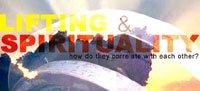 Lifting And Spirituality!