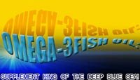 Omega-3 Fish Oil: Supplement King Of The Deep Blue Sea!