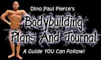 Bodybuilding Plans And Journal: Week 10 - Max-OT Cardio!