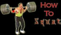 How To Squat!