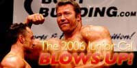 The 2006 Junior Cal Blows Up!