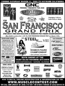 2006 IFBB San Francisco Grand Prix
