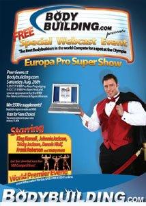 2006 Europa Super Show